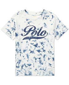 Polo Ralph Lauren Dyed Cotton T-Shirt, Toddler Boys
