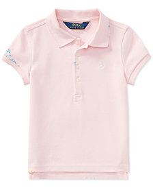 Polo Ralph Lauren Polo Shirt, Toddler Girls