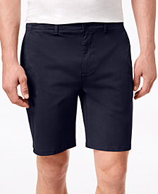 DKNY Men's Sateen Stretch Shorts, Created for Macy's