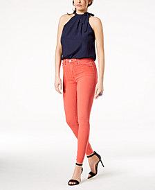 Hudson Jeans Barbara High-Rise Super-Skinny Jeans