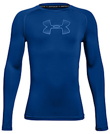 Under Armour Graphic-Print Athletic Shirt, Big Boys