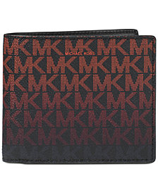 Michael Kors Men's Gradient Logo Wallet