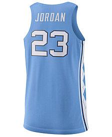 Nike Men's Michael Jordan North Carolina Tar Heels Authentic Basketball Jersey
