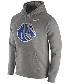Nike Men's Boise State Broncos Cotton Club Fleece Hooded Sweatshirt