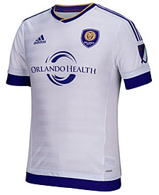 adidas Men's Orlando City SC Secondary Authentic Jersey