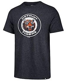 Men's Detroit Tigers Coop Triblend Match T-Shirt