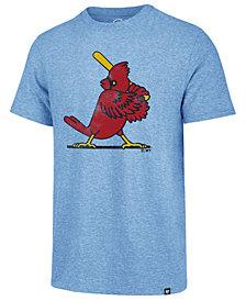 '47 Brand Men's St. Louis Cardinals Coop Triblend Match T-Shirt