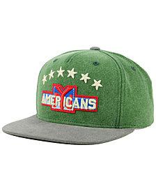 CCM New York Americans 2Tone Snapback Cap