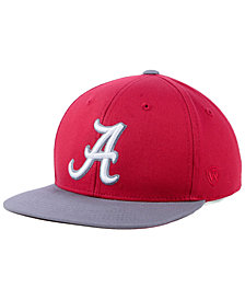 Top of the World Boys' Alabama Crimson Tide Maverick Snapback Cap