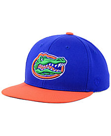 Top of the World Boys' Florida Gators Maverick Snapback Cap