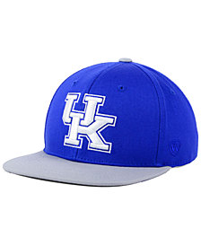 Top of the World Boys' Kentucky Wildcats Maverick Snapback Cap