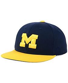 Boys' Michigan Wolverines Maverick Snapback Cap