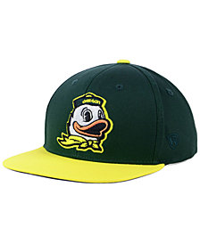 Top of the World Boys' Oregon Ducks Maverick Snapback Cap