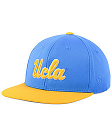 Top of the World Boys' UCLA Bruins Maverick Snapback Cap