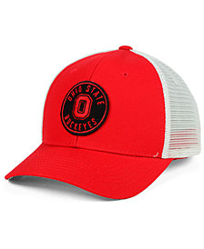 Top of the World Ohio State Buckeyes Coin Trucker Cap