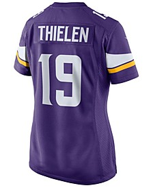 Women's Adam Thielen Minnesota Vikings Game Jersey