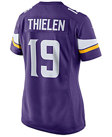 Nike Women's Adam Thielen Minnesota Vikings Game Jersey