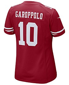 Women's Jimmy Garoppolo San Francisco 49ers Game Jersey