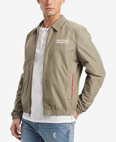 Tommy Hilfiger Men's Rainguard Jacket