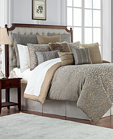 Waterford Reversible Carrick Reversible 4-Pc. King Comforter Set