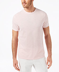 Ryan Seacrest Distinction™ Men's Slim-Fit Heathered T-Shirt, Created for Macy's