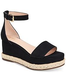 BCBGeneration Addie Espadrille Wedge Sandals