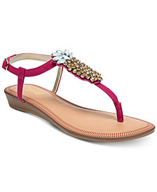 Carlos by Carlos Santana Tropical Sandals