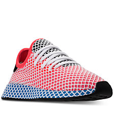 adidas Men's Deerupt Hero Runner Casual Sneakers from Finish Line