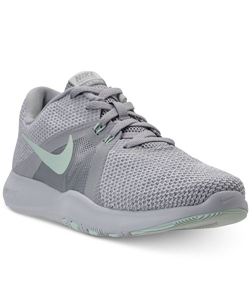 fe60d3f5b1b1e Nike Women s Flex Trainer 8 Training Sneakers from Finish Line ...