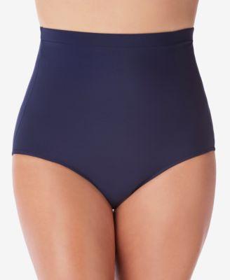 Ultra High-Waist Swim Bottoms