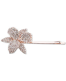Nina Pavé Orchid Hair Pin