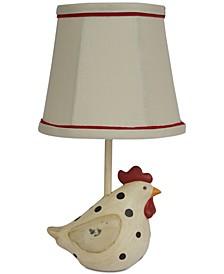 Big Fat Hen Lamp