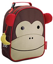 88b96b13c85549 Skip Hop Little Boys   Girls Zoo Lunchie Insulated Lunch Bag