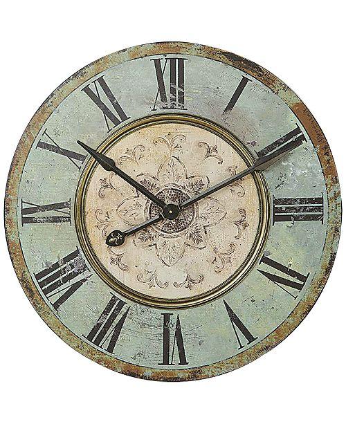3R Studio Round Wall Clock