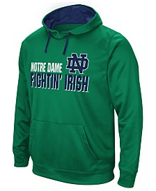 Colosseum Men's Notre Dame Fighting Irish Stack Performance Hoodie