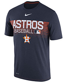 Nike Men's Houston Astros Authentic Legend Team Issue T-Shirt