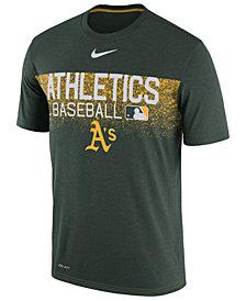 Nike Men's Oakland Athletics Authentic Legend Team Issue T-Shirt