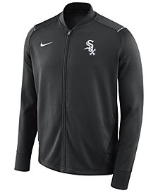 Nike Men's Chicago White Sox Dry Knit Track Jacket