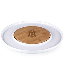 Picnic Time New York Yankees Island Serving Tray