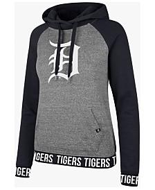 '47 Brand Women's Detroit Tigers Encore Revolve Hoodie