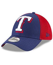New Era Texas Rangers Mega Team Neo 39THIRTY Cap
