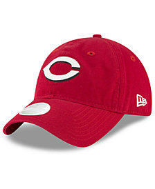 New Era Women's Cincinnati Reds Team Glisten 9TWENTY Cap