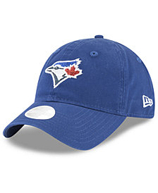 New Era Women's Toronto Blue Jays Team Glisten 9TWENTY Cap