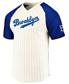 Majestic Men's Brooklyn Dodgers Coop Season Upset T-Shirt