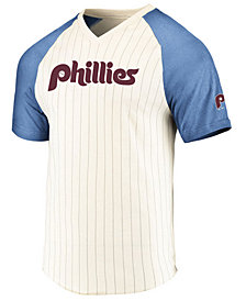 Majestic Men's Philadelphia Phillies Coop Season Upset T-Shirt