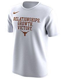 Nike Men's Texas Longhorns Legend Bench T-Shirt