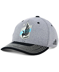 adidas Minnesota United FC Structure Adjustable Cap