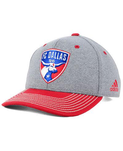 adidas FC Dallas Structure Adjustable Cap