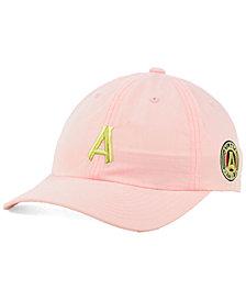 adidas Atlanta United FC Pink Easy Adjustable Cap