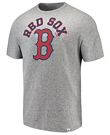 Majestic Men's Boston Red Sox Twisted Stripe T-Shirt